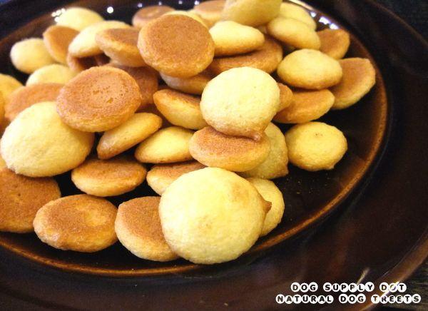 犬のおやつ【ぷちカステーラ】北海道産馬鈴薯(じゃがいも)と国産鶏卵を使用しました