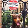 #dorberman #signboard #security #ドーベルマン #サインボード #看板 #セキュリティー #番犬