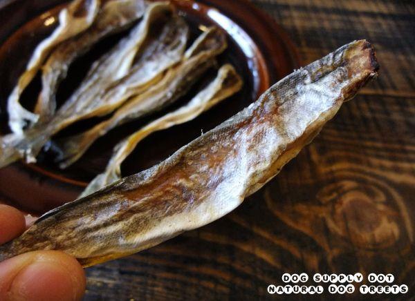 無添加・塩分不使用【ひめたら】カルシウムやミネラル分豊富な北海道産の姫鱈(スケトウダラ)使用した犬おやつ